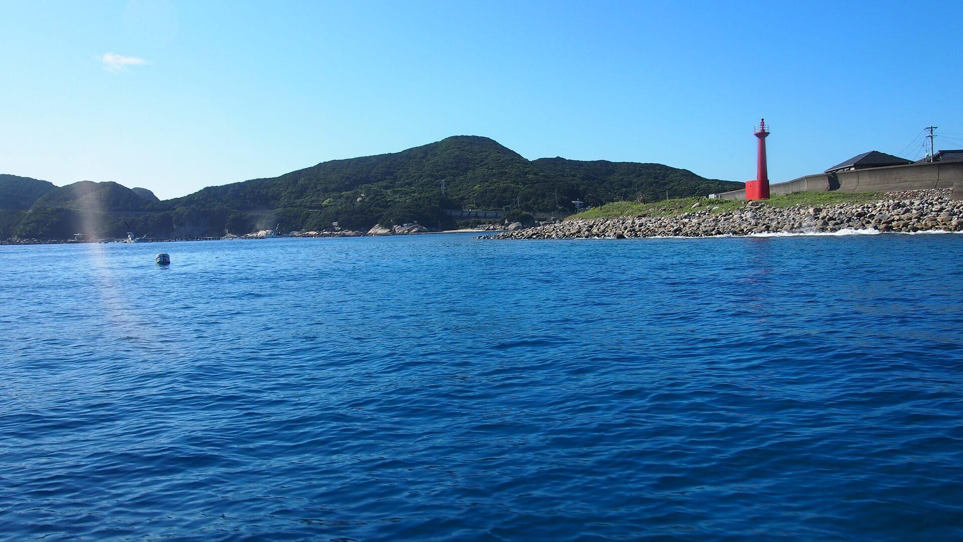 高知ダイビングスポット柏島