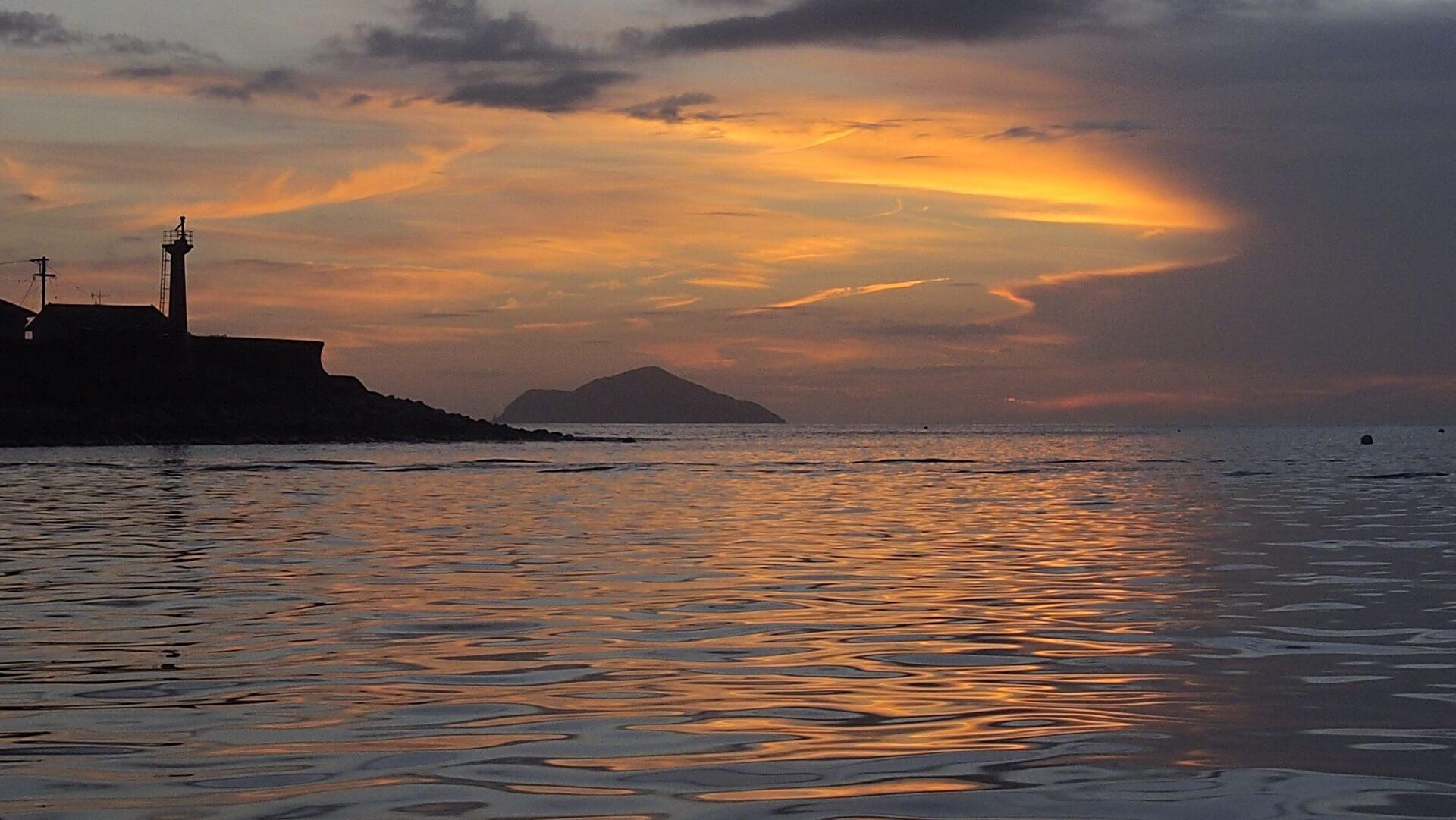 柏島の海の画像
