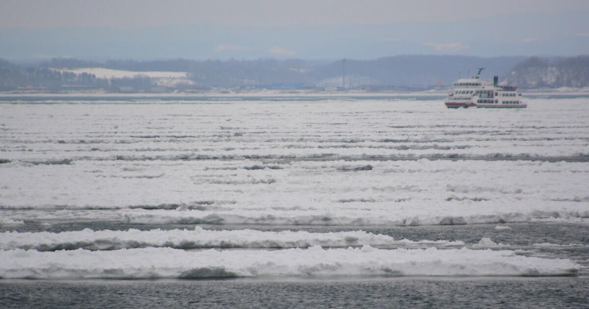 流氷ダイビングとは?水温や危険性のサムネイル画像